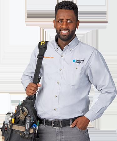 CenterPoint Energy Home Service Plus Technician