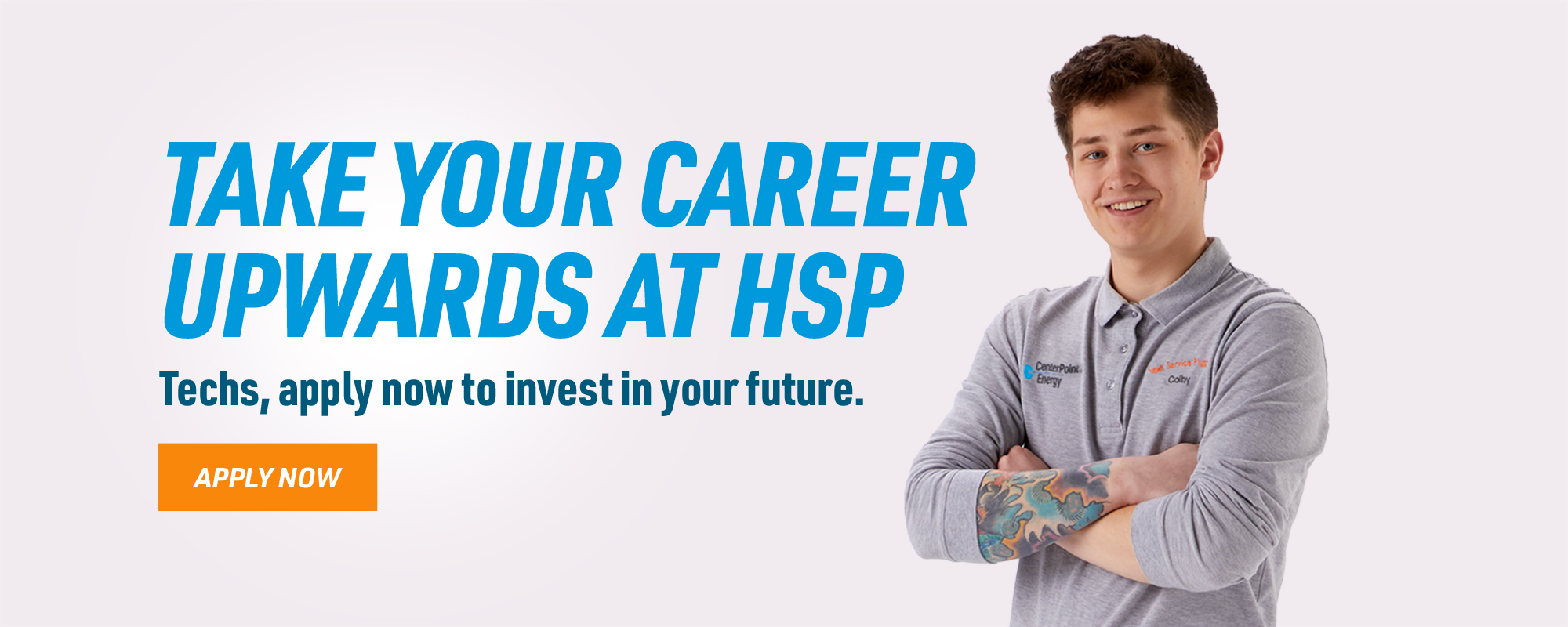 Take Your Career Upwards At HSP Techs, apply now to invest in your future